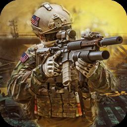 US Army Counter Strike: Commando Games