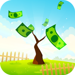 Tree For Money - Tap to Go and Grow