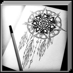 Art Drawing Pen Ideas