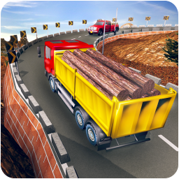Uphill Offroad Truck Driver Cargo Transport Game
