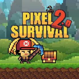 Pixel Survival Game 2.o