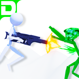 Stickman Fight: Zombie Outbreak / Battle Royale