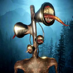 Siren Head Haunted Horror Escape - Scary Adventure