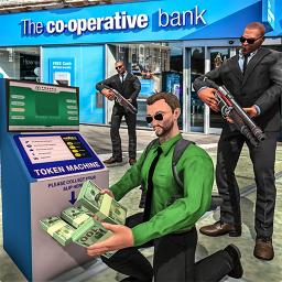 City Bank Robbers: ATM & Cash Transit Security Van