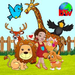 Zoo For Preschool Kids 3-9 Years