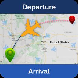 Live Flight Tracker - Online Flight schedule