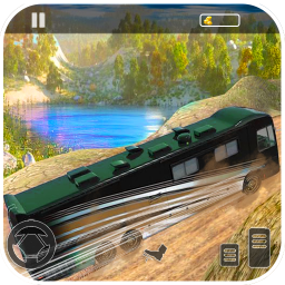 Real Offroad Bus Simulator 2020 Tourist Hill Bus