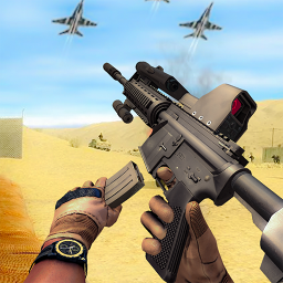 FPS Commando New Game 2020: Shooting Free Games