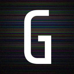 Glitchy: use stunning glitch, vhs, distort effects