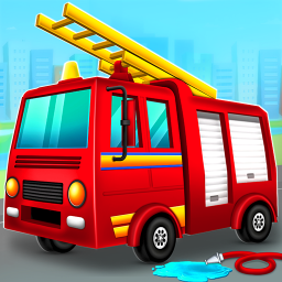 Firefighter: Fire Rescue And Car Wash Garage