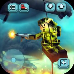 Call of Craft: Blocky Tanks Battlefield
