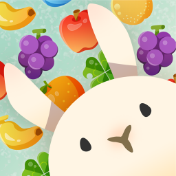 Bunny Life - Munch Munch Puzzle -