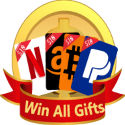 Win All Gifts - Win Free Gift cards & Money