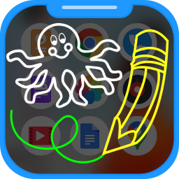 Draw & Write on Any Screen