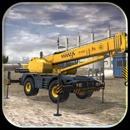 Crane Simulator Game Heavy Tonnage