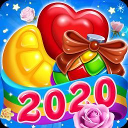 Candy Smash 2020 - Free Match 3 Game