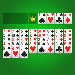 Freecell -classic Solitaire Card Games