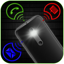 FlashLight on Call – Automatic Flash Light Blink