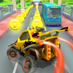 Car Run Racing 🚗 Super Car Race