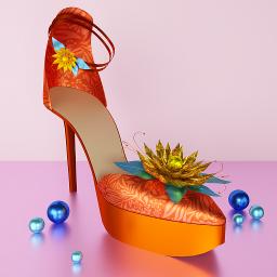 Shoe Designer: Fashion Shoe Maker, Color by Number