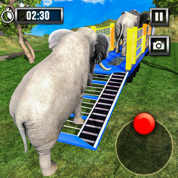 Wild Animal Zoo Transporter 3D Truck Driving Game