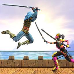 Ultimate Ninja Fight : Kungfu Ninja Combat 2019