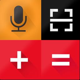 All in one voice calculator: Camera, BMI, Presets