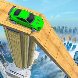 Extreme Car Stunts Mega Ramp Car Driving Simulator