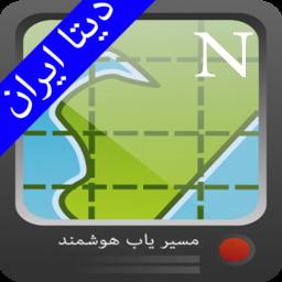 افزونه نقشه ناحیه شمالی ایران