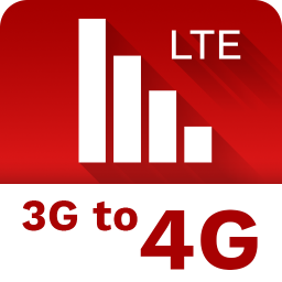 3G To 4G LTE with Internet Speed Test & Data Usage