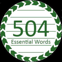 لغات 504 + یادآوری کننده و زنگ هشدار