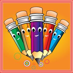 کتاب رنگآمیزی کودکان – هواپیما