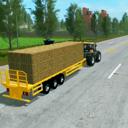 Indian Farmer Tractor Driving - Tractor Game 2020