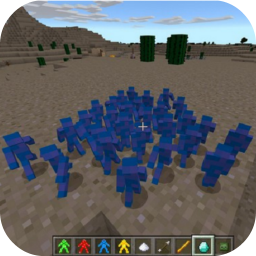 Little solders  Mod for MCPE