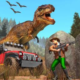Deadly Dinosaur Sniper Hunter: Deer Hunting games