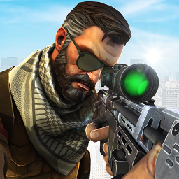 Sniper FPS gun shooting:  Free Action Games