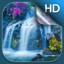 Waterfall Live Wallpaper HD
