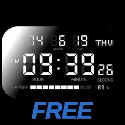 Simple Digital Clock - DIGITAL CLOCK SHG2 FREE