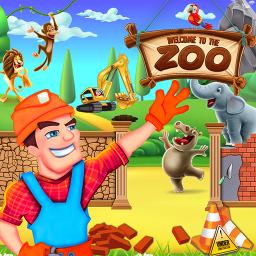 Safari Zoo Builder: Animal House Designer & Maker