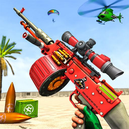 FPS Commando Shooting Mission: New Shooting Games