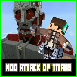 Mod Attack💥 of Titans💥 For Minecraft PE💖