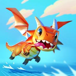 Dragon Merge Master: Train & Grow Dragons Idle RPG