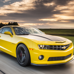 Awesome Chevrolet Camaro Wallpaper
