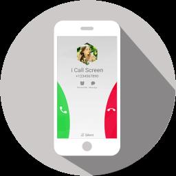 HD Phone 7 i Call Screen OS10