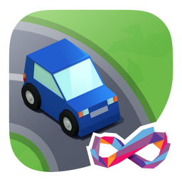 Road Trip FRVR - Connect the Way of the Car Puzzle