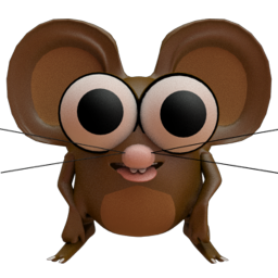 Talking Jerry mouse and talking Tom mouse friends