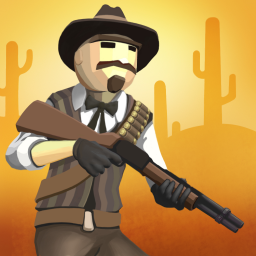 Western Gun: Shoot the target!