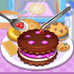 🍪🍪Cookie Shop - Yummy Cooking Game