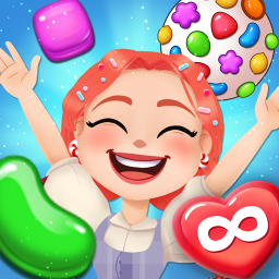 Candy Go Round - #1 Free Candy Puzzle Match 3 Game