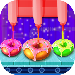 My Donut Bakery 🍩 – Sweet Bakers cake games free